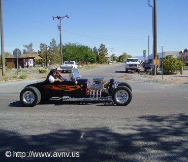 Denny's Hot Rod
