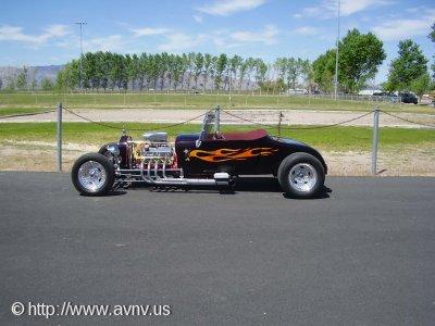 Denny Rose's Hot Rod