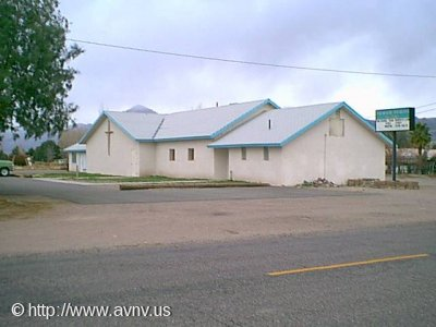 Church of Amargosa