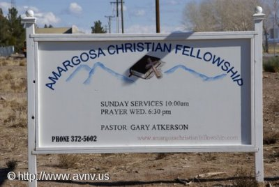 Amargosa Christian Fellowship